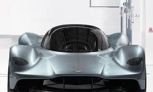 Aston Martin RB 001 (2016)