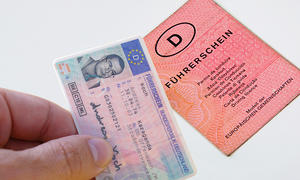Führerschein umtauschen bis 2033