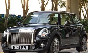 Kleinster Rolls Royce der Welt