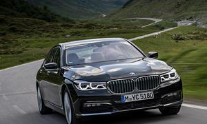 Neuer BMW 740e/Le (2016): Fahrvorstellung