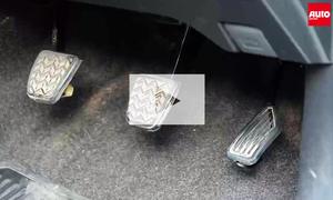 Ablenkung beim Fahren: Video