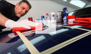 Auto polieren: Video