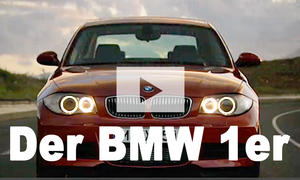 Fakten zum BMW 1er: Video