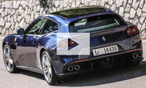 Ferrari GTC4Lusso (2016): Video