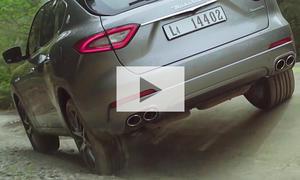 Maserati Levante (2016): Video