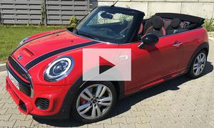 Mini John Cooper Works Cabrio: Video