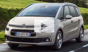 Citroën C4 Picasso Facelift (2016): Video