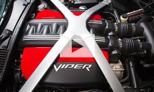 Viper V10-Motor: Video