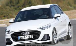 Audi A1 (2018): Erste Informationen