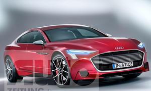 Audi e-tron sport sedan (2019)