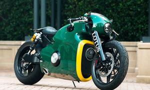 Lotus C-01 Motorrad: Preis