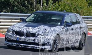 BMW Alpina B5 Touring (2017)
