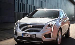 Neuer Cadillac XT5: Erste Fahrt