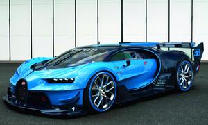 Saudi kauft Gran Turismo-Chiron