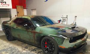 Dodge Hellcat: Folierung von Southside Speed