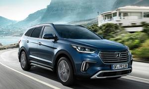 Hyundai Grand Santa Fe (2016)