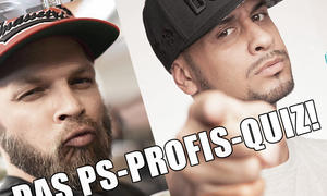 Die PS-Profis: Quiz