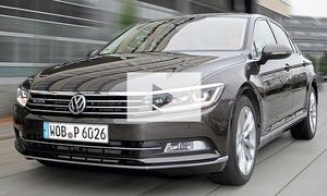 Fakten zum VW Passat: Video