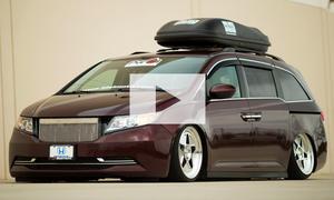Honda Odyssey von Bisimoto: Video