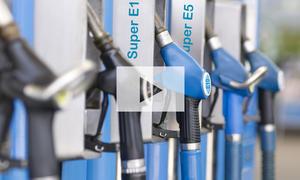 Sigmar Gabriel will flexible Sprit-Steuer: Video