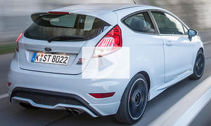 Ford Fiesta ST200 (2016): Video