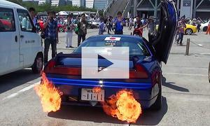 Honda NSX (Tuning): Video