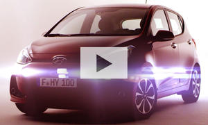 Hyundai i10 Facelift (2016): Video