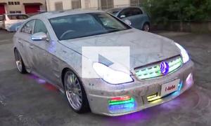 Mercedes CLS L-Kobo: Video