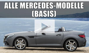 Mercedes Modellpalette (Basis): Video