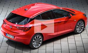 Fakten zum Opel Astra: Video