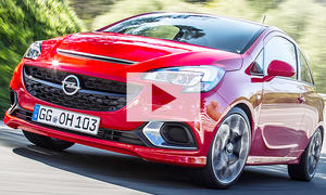 Opel Corsa OPC (2015): Video