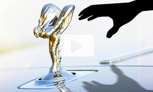 Rolls-Royce Spirit of Ecstasy: Video