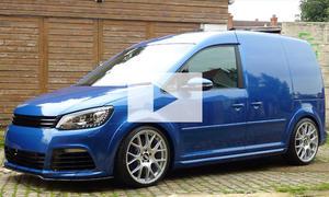 VW Caddy R (Tuning): Video