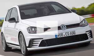 Fakten zum VW Golf: Video