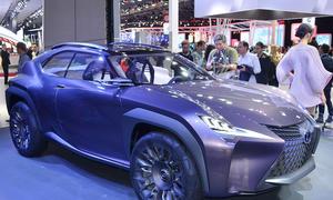 Lexus UX Concept (2016)