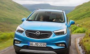 Neuer Opel Mokka X: Erste Fahrt