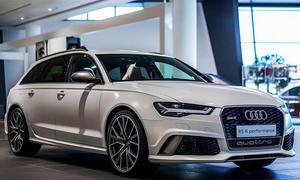 Audi RS 6 Avant Performance: Sonderlackierung