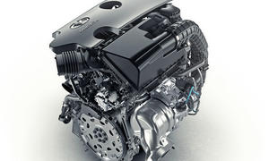 Infiniti VC-T Motor