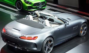 Mercedes-AMG GT C Roadster (2017)