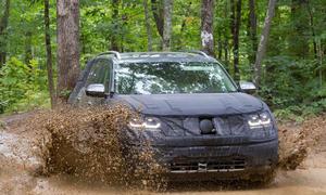 VW Atlas: Erste Fahrt