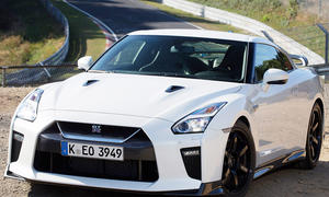 Nissan GT-R Track Edition (2016)