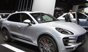 Porsche Macan Turbo (Performance) 2016