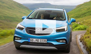 Opel Mokka X: Video