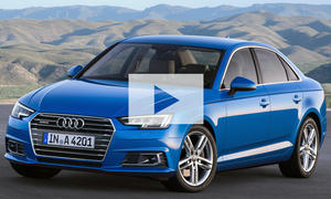 Audi Modellpalette (Basis): Video