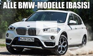BMW Modellpalette (Basis): Video