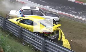 Cayman vs. BMW 3er: Video