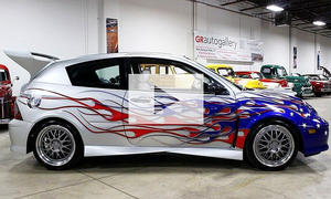 Ford Focus FR200 (Tuning): Video