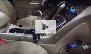Wasserspender im Auto (On-the-go H2O): Video