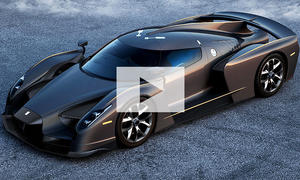Glickenhaus SCG 003 als Kit-Car: Video