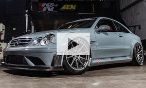 Mercedes-AMG CLK 63 (Tuning): Video